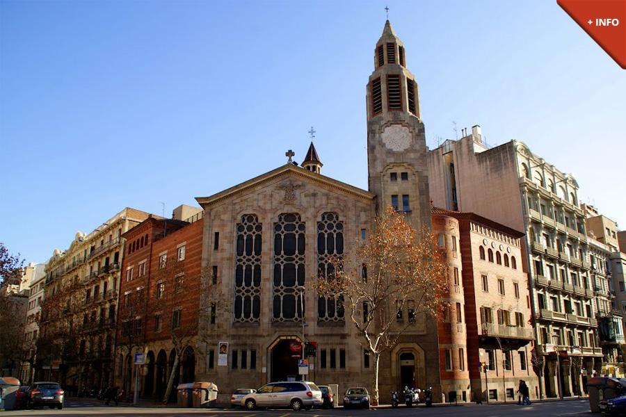 Colegio De Fincas De Barcelona. Beautiful Elegant Barcelona Masa Y ...